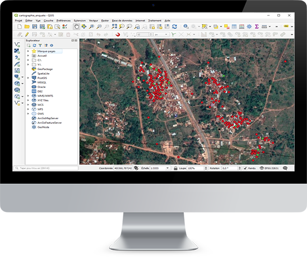 QGIS, Open Source GIS Desktop